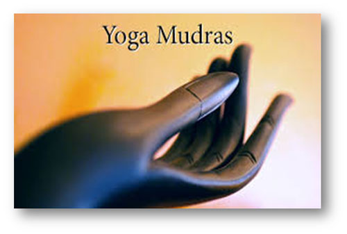 Madhav University Yogic Mudras
